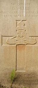 War grave, York Cemetery